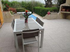 Baltimore : Table de jardin extensible 200/ 300cm en aluminium et ...