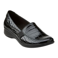 bac7d71e6 Clarks® Gael Bobtail Womens Croc-Embossed Oxfords found at  JCPenney Fab  Shoes