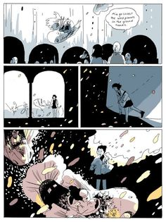 On a Sunbeam by Tillie Walden, 546 pp, RL TEEN Ya Novels, What Is Coming, Try To Remember, Deep Space, Chapter Books, Diy For Kids, Art Inspo, Cool Pictures, Illustration Art