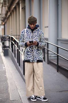 On the StreetMercer St. New York