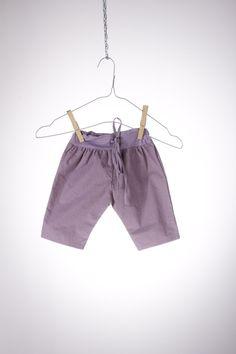 JANA,pantalone con coulisse - newborn
