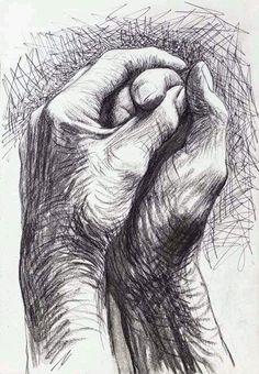 """""""Oh quelle mani, Anima, quelle dita che stringemmo una volta, che sfiorammo con le labbra, e nel sogno, e ne la vita!"""" (da Le Mani, Gabriele d'Annunzio)"""