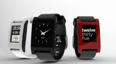 My next watch: the #Pebble. #iPhone #smartwatch