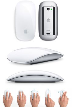 Apple Magic Mouse, best mouse in the world!!