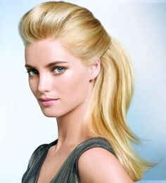 Casual half-up/half-down hairstyle :: one1lady.com :: #hair #hairs #hairstyle #hairstyles