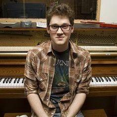 Alex Goot.  Piano player.  Glasses.  Amazing singer.  Yes.