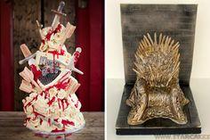 Las tartas de boda más frikis
