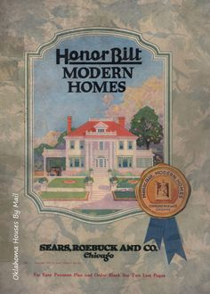 See the Sears Modern Homes catalog from 1919 here!