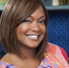 Sunny Anderson......love her