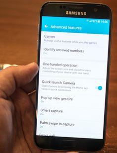 Tips Cara Mengambil Screenshot pada Galaxy S7 Edge dan Galaxy S7