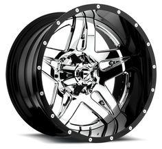 Full Blown - D253 - Fuel Off-Road Wheels
