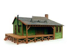 Freight House, magazzino merci delle ferrovie nord americane.