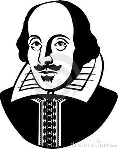 simple shakespeare poster simple and poster rh pinterest com Shakespeare Quotes Shakespeare Drawing