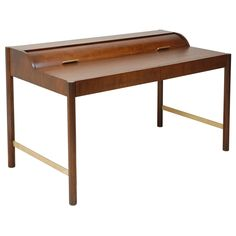 Roll Top Desk By Helman Furniture