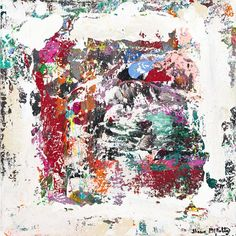 Reckoning is a white modern painting for sale on stretched canvas by artist Shawn McNulty. #whiteart #modernart #abstractpainting