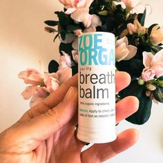 Our Breathe Balm is getting a lot of attention lately! Why? Because EVERYONE is sick!  This product is made with 100% organic essential oils of eucalyptus tea tree lavender and cedar that work together to provide relief from cold and flu symptoms.  Apply to chest back neck and soles of feet several times per day especially at night when coughs are worst.