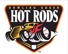 Bowling Green Hot Rods primary logo