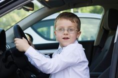Exactly when is a child ready to take over the wheel, and is it really the right time?
