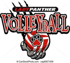 Lady panther volleyball design with claw holding ball and net for school, college or league. Volleyball Clipart, Volleyball Designs, Sports Activities, Panthers, Athlete, Clip Art, Logos, Lady, Graphic Art