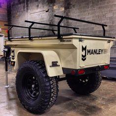 Jurassic Manley ORV Bug Out Trailer, Trailer Tent, Off Road Camper Trailer, Atv Trailers, Adventure Trailers, Custom Trailers, Expedition Trailer, Overland Trailer, Jeep Truck
