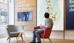 TSB Enfield – branch design, retail banking | Household