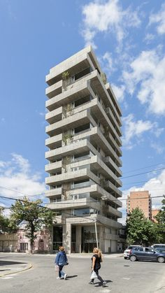 Edifício Pueyrredón 1101 / Pablo Gagliardo