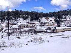 Cielo y nieve