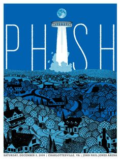 GigPosters.com - Phish ::: Poster by Aesthetic Apparatus ::: www.dutchuncle.co.uk