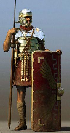 Roman Legionnaire.