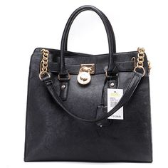 Michael Kors Hamilton Large Black Totes Is The Most Famous Product, Which Will Make You More Attractive. Take Michael Kors Hamilton Large Black Totes With You At Once. Peter Pan, Michael Kors Outlet, Cool Style, My Style, Black Tote, Fashion Lookbook, Look Fashion, Fashion Bags, Fashion Ideas