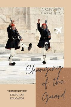 Through the Eyes of an Educator: Changing of the Guard | Wandering Educators Social Emotional Learning, Change, In This Moment, Education, Arms, Students, Digital, School, Schools