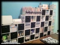 cubical storage