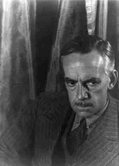Eugene O'Neill, 1933 - Carl Van Vechten