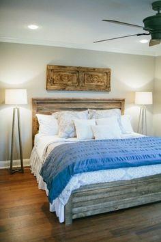 Fixer Upper Season 2 | Chip and Joanna Gaines Renovation | The Single Shack | Master Bedroom Remodel | Bedroom Decor