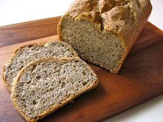 This hearty rustic multigrain bread is bursting with flavors and health. And it's of the easy, no knead, 5 minutes a day variety.