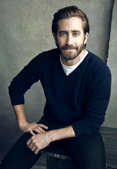 Jake Gyllenhaal photographed by Austin Hargrave for The Hollywood Reporter | TIFF 2017