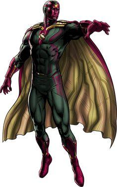 Vision #AvengersAlliance