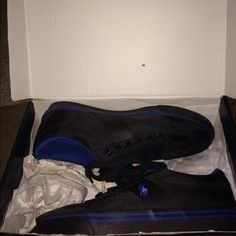 Ralph Lauren Polo Sport Shoes •Balck and Blue •NWT •Never Worn •Solid Price Ralph Lauren Shoes
