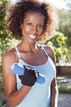 HOW TO MAINTAIN NATURAL HAIR ON A HEAVY WORKOUT SCHEDULE