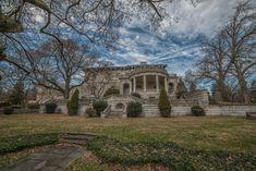 Inside The Empty, Gilded Halls Of Elkins Estate - Life Guide Old Mansions, Mansions For Sale, Abandoned Mansions, Abandoned Castles, Abandoned Buildings, Abandoned Places, Huge Houses, Old Houses, Elkins Park
