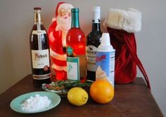 """Name That Cocktail of Christmas Past: """"Slow Comfortable Scrooge"""""""