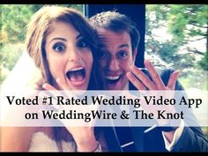 Every couple can now afford a beautiful wedding video! Use the app and HD cameras to collect every guest photo & video. Then pro-editors turn your favorite moments into a fantastically fun wedding video! Perfect for any wedding budget. Budget Wedding, Wedding Tips, Diy Wedding, Rustic Wedding, Wedding Photos, Dream Wedding, Wedding Day, Wedding Stuff, Wedding Favors