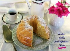 Torta della principessa Sissi o schlagobersgugelhupf, una ricetta soffice e delicata per una preparazione dolce con panna montata.