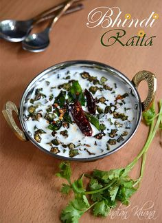 Bhindi-Raita-Recipe