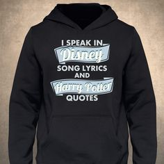 Disney Song Lyrics and Harry Potter Quotes