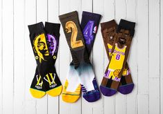 Lakers Players To Wear Special Stance Socks To Honor Kobe Bryant - SneakerNews.com