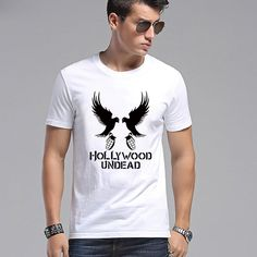 Hollywood Undead Bird Pigeon Graphic Print T-shirt White Summer Style Tshirt Male Printed T shirts Hiphop Rap Music S - 3XL Swag #electronicsprojects #electronicsdiy #electronicsgadgets #electronicsdisplay #electronicscircuit #electronicsengineering #electronicsdesign #electronicsorganization #electronicsworkbench #electronicsfor men #electronicshacks #electronicaelectronics #electronicsworkshop #appleelectronics #coolelectronics