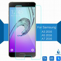 9H Tempered Glass Screen Protector for Samsung Galaxy A3 A5 A7 J1 J3 J5 2016 A300F A310F A500F A510F A710F Protective Film Case #>=#>=#>=#>=#> Click on the pin to check out discount price, color, size, shipping, etc. Save and like it!
