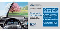 Verificare de primavara in service-urile Hyundai Tiriac Auto
