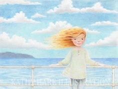 Sea Breeze  -  Kathy Hare